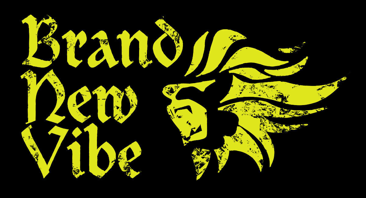 Brand New Vibe official web site ロゴ